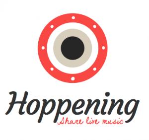 Hoppening_Logotype